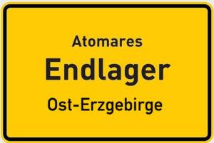 Atomares Endlager Osterzgebirge