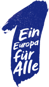 Demonstration 1Europa für alle